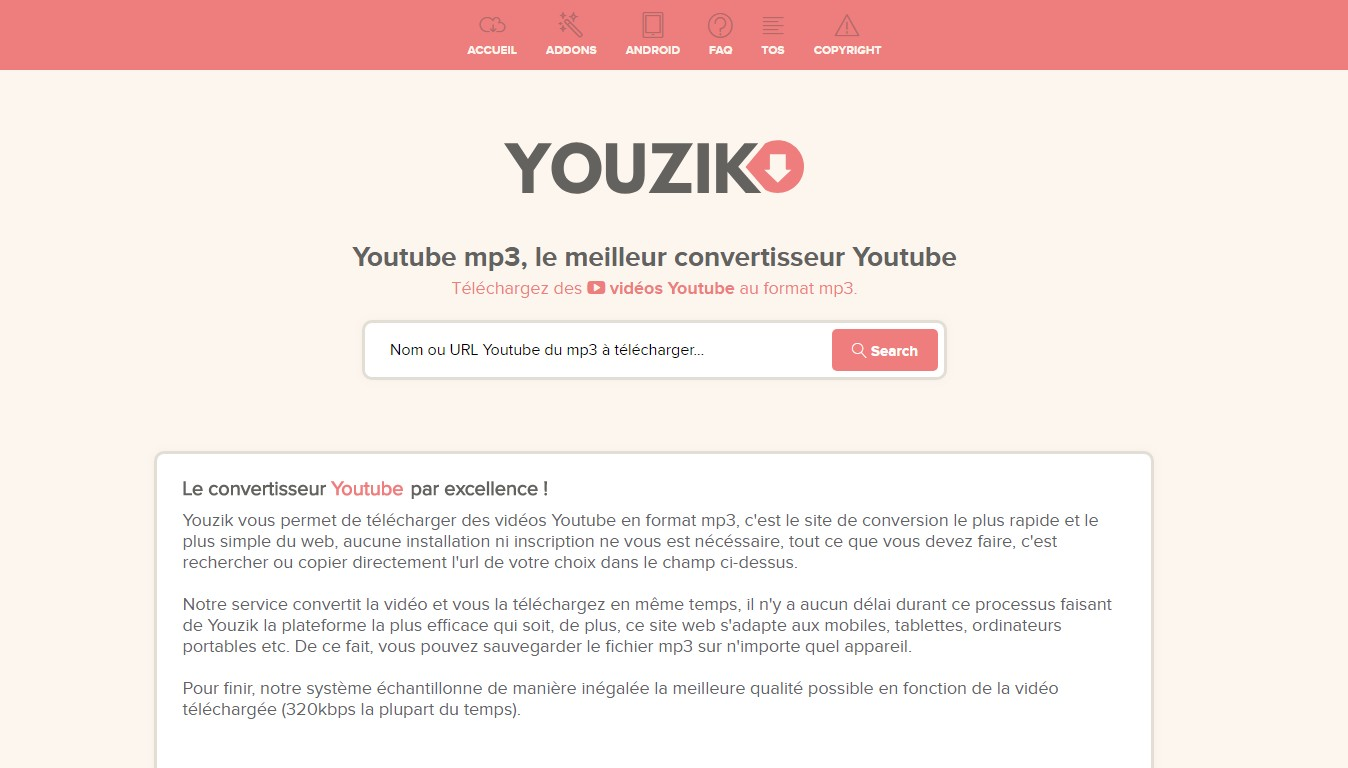 Convertisseur Youtube Mp3 En Ligne Gratuit Youtube To Mp3